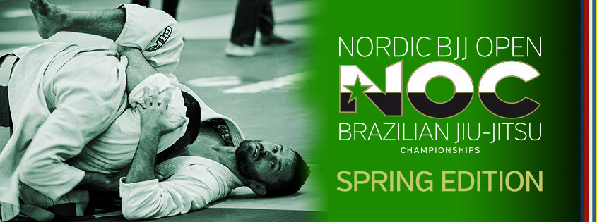 Nordic BJJ Open 2019 - Spring edition - Smoothcomp