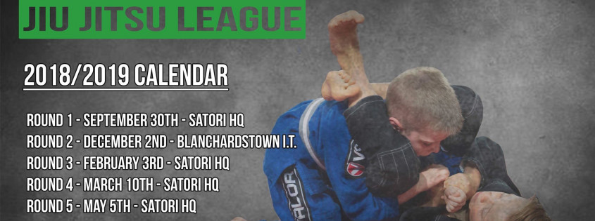 Results, National Childrens Jiu Jitsu League 2018/2019 Round