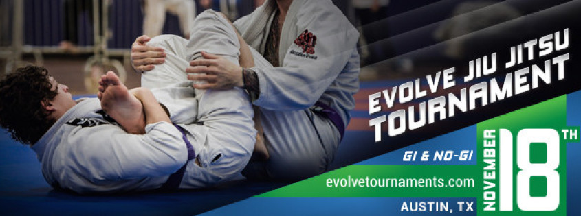 Results, Evolve Tournament - Austin TX - Smoothcomp