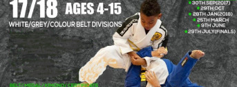 National Childrens Jujitsu League  * ROUND 3