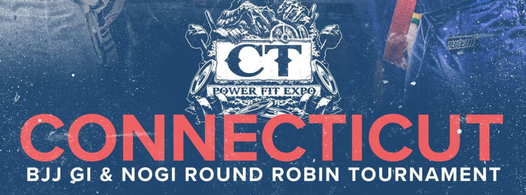 Grappling Industries CONNECTICUT @ Power Fit Expo