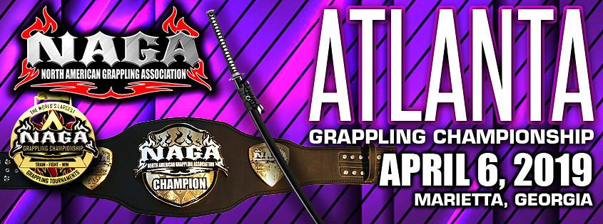 NAGA Atlanta Grappling Championship - Smoothcomp