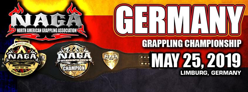 NAGA Germany Grappling Championship - Smoothcomp