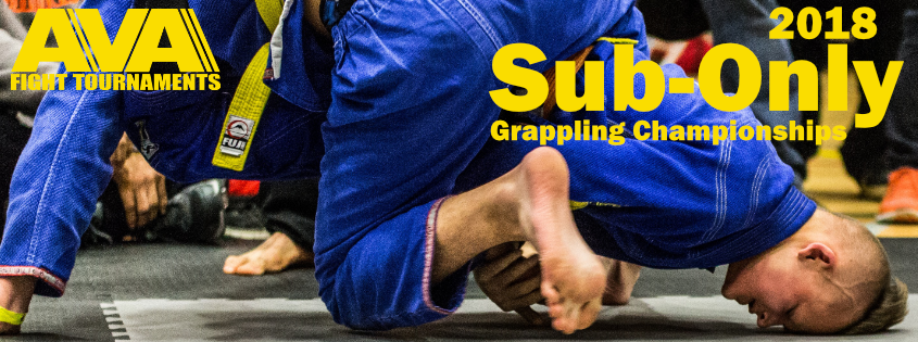 Results, Sub-Only Grappling Championships 2018 - Smoothcomp