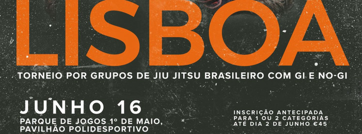 Grappling Industries LISBON