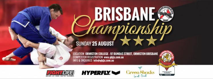 QBJJC Brisbane Championship 2019