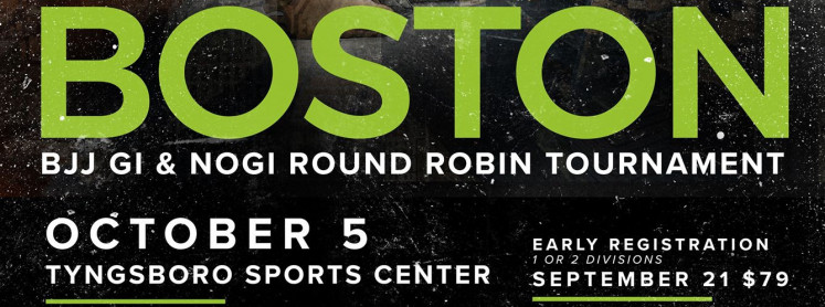 Grappling Industries BOSTON