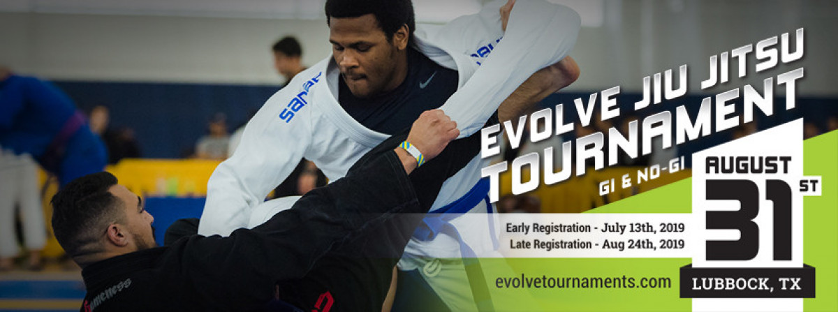 Evolve Lubbock (8/31/19) - Smoothcomp