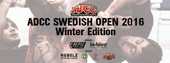 ADCC Swedish Open 2016 - Winter Edition