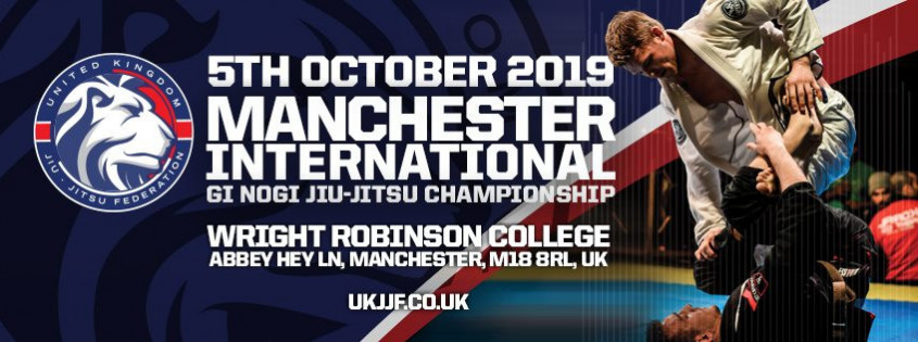 Manchester International Jiu Jitsu Championship - Smoothcomp