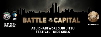 Abu Dhabi World Jiu Jitsu Festival - Girls
