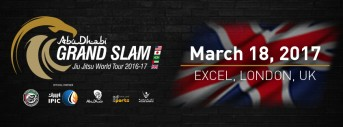 ABU DHABI GRAND SLAM JIU-JITSU WORLD TOUR, LONDON