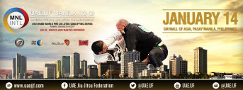 MANILA INTERNATIONAL PRO JIU-JITSU CHAMPIONSHIP - NO GI