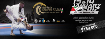ABU DHABI GRAND SLAM JIU-JITSU WORLD TOUR, ABU DHABI Gi & No Gi