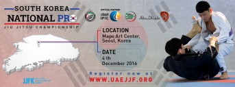 South Korea National Pro Jiu-Jitsu Championship - Gi