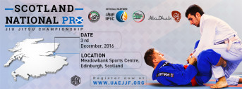Scotland National Pro Jiu-Jitsu Championship - Gi & No-Gi
