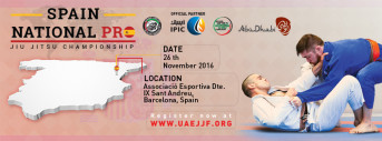 Spain National Pro Jiu-Jitsu Championship - Gi