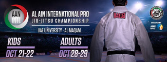 Al Ain International Pro Jiu-Jitsu Championship No Gi
