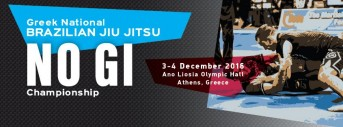 Greece National No-Gi Tournament 2016