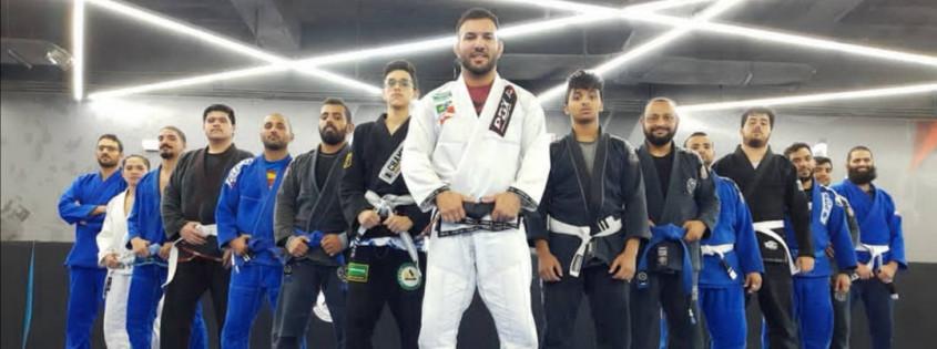 Ibrahim Aljoufi Fighter Profile Smoothcomp
