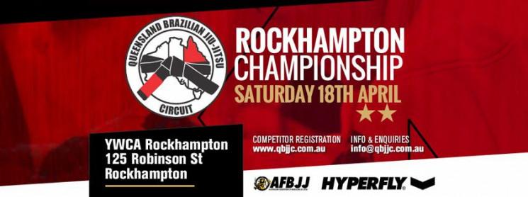 QBJJC Rockhampton Championship 2020