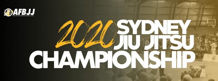 SYDNEY JIU-JIUTSU CHAMPIONSHIP 2020