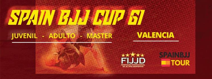 SPAIN BJJ CUP Gi 2020