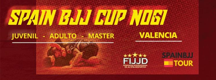 SPAIN BJJ CUP NoGi 2020