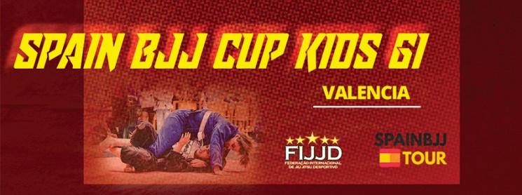 SPAIN BJJ CUP KIDS Gi 2020