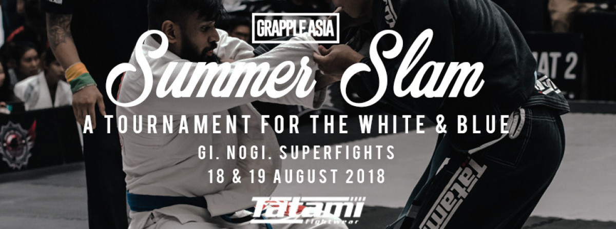 Results, Summer Slam x White & Blue - Smoothcomp