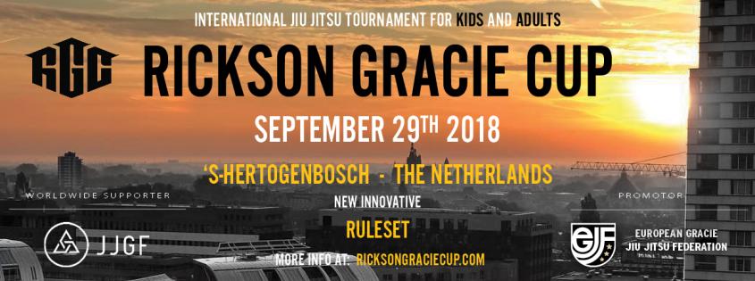 Rickson Gracie Cup Netherlands - Smoothcomp