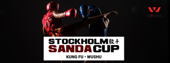Stockholm Sanda Cup Open
