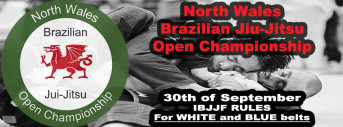 North Wales BJJ Open Championship