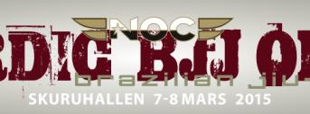 Nordic BJJ Open 2015