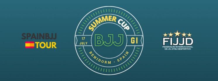 SUMMER CUP BJJ Gi 2021