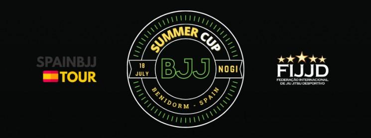 SUMMER CUP BJJ NoGi 2021