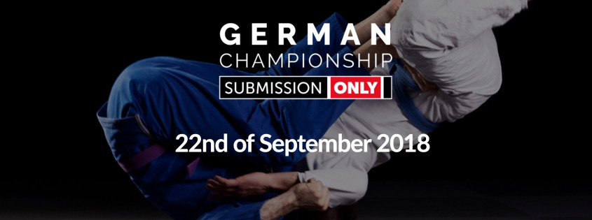 German Championship Submission Only - Smoothcomp