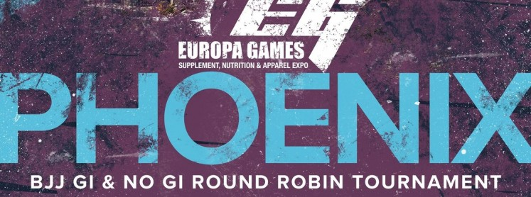 Grappling Industries PHOENIX at the EUROPA GAMES