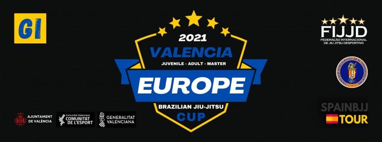 EUROPE CUP BJJ Gi 2021