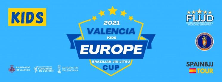 EUROPE CUP BJJ KIDS Gi 2021