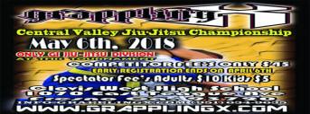 5/6/2018 Central Valley Gi BJJ Championships