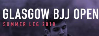 Glasgow BJJ Open Summer Leg