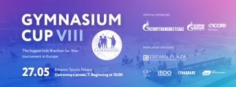 Gymnasium Cup 8 - Kids international BJJ Championship