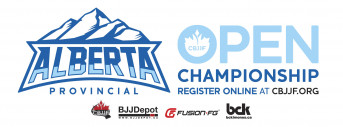 CBJJF Alberta Provincial Open Championship
