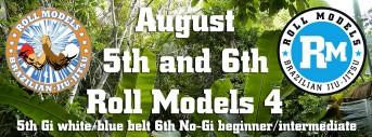 Roll Models 4 Gi/No-Gi
