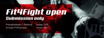 Fit4Fight Open