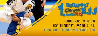 I. Budapest Saman Kids BJJ Open
