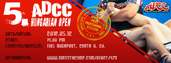 V. ADCC Hungarian Open