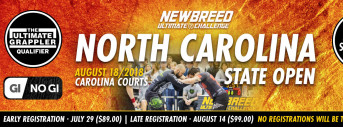 NEWBREED North Carolina State Open