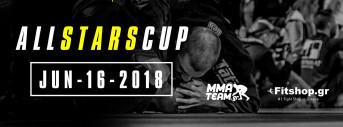 BJJ ALL STARS CUP 2018